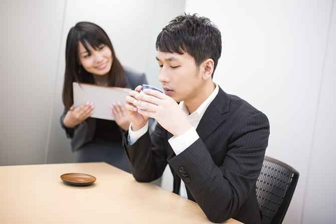 tea-manner