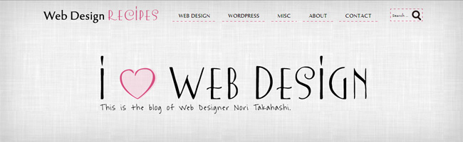 site_webdesignrecipes